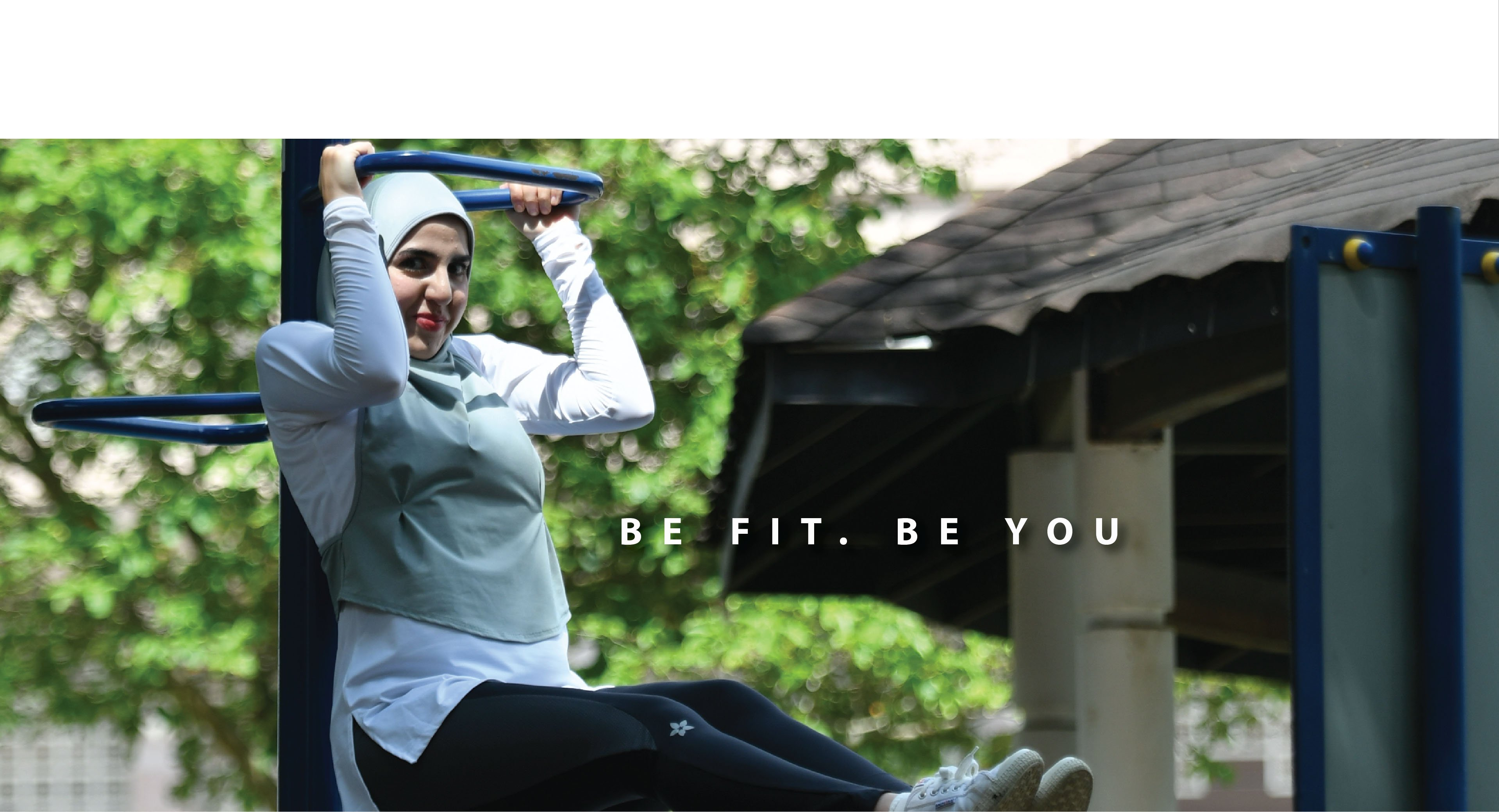 Be Fit. Be You